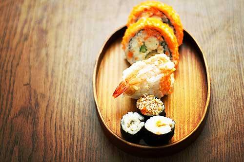 Sushi & vins del Penedès