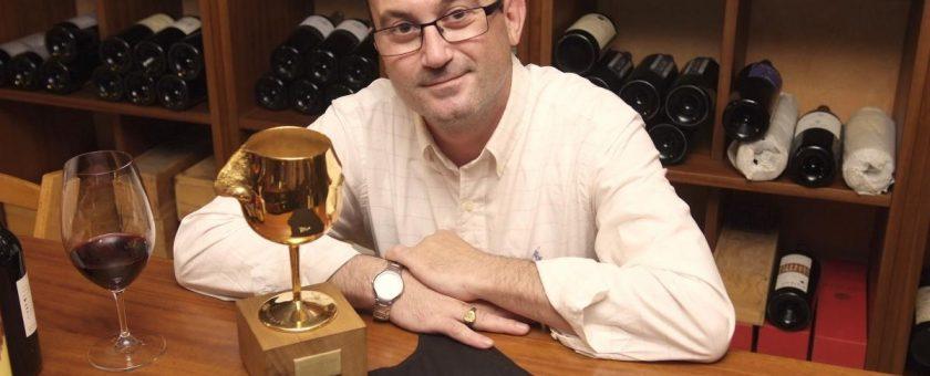 Joffre Tarrida, Sommelier Nas d'Or 2013