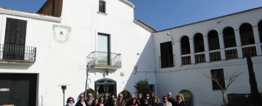 Visita Ca n'Estella